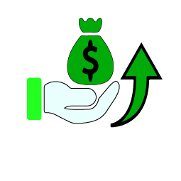Hard Money Loan Size Icon