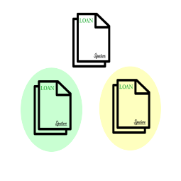 Various Business Loan Types Icon
