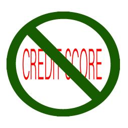 No Credit Score required icon